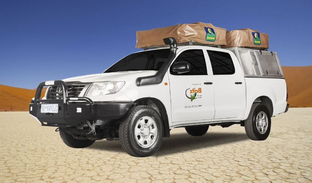 4x4 Double Cab Toyota Hilux Diesel DCE