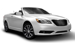 Chrysler 200 Convertible Car Hire
