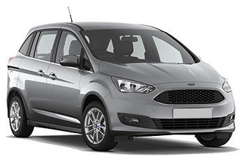 Ford Grand C Max Car Hire