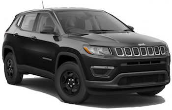 Jeep Compass Car Hire