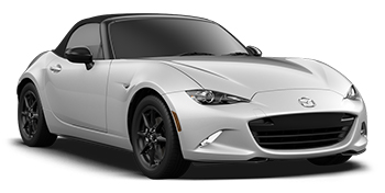 Mazda Miata Convertible Car Hire