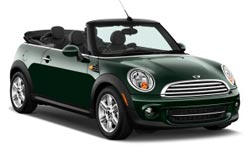 Mini Cooper Cabrio Car Hire