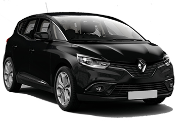 Renault Scenic Car Hire