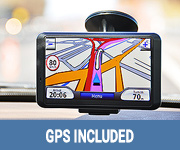 GPS Included