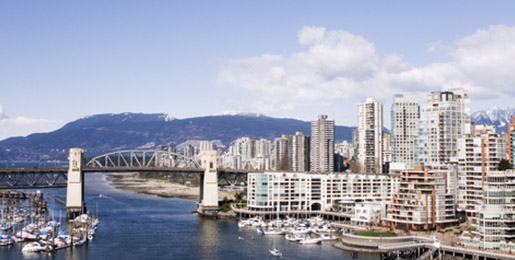 Motorhome hire Vancouver