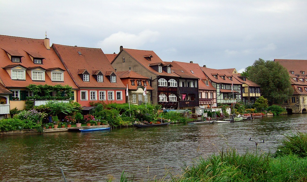 Road trip Bamberg, Germany
