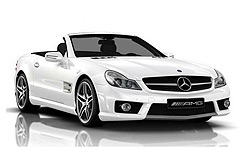 Convertible Car Hire with Auto Europe