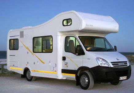 Campervan Hire Cape Town - Fantastic offers | Auto Europe