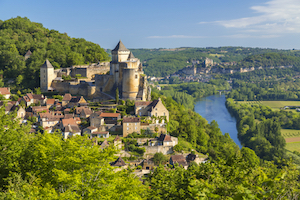Dordogne River Valley Road Trip