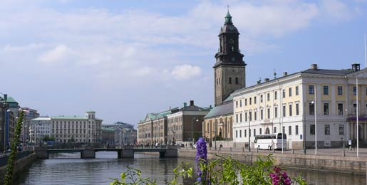Motorhome hire Gothenburg