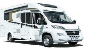 Group D Hymer Carado T-334