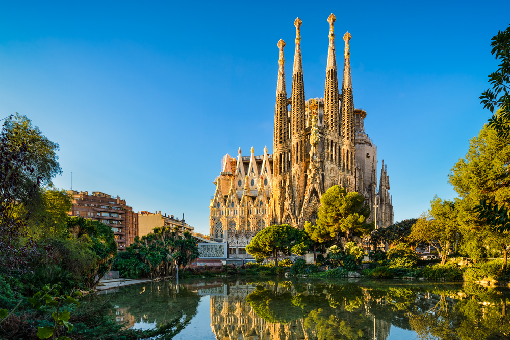 Barcelona's magnificent cathedral is one of Spain's most emblematic attractions
