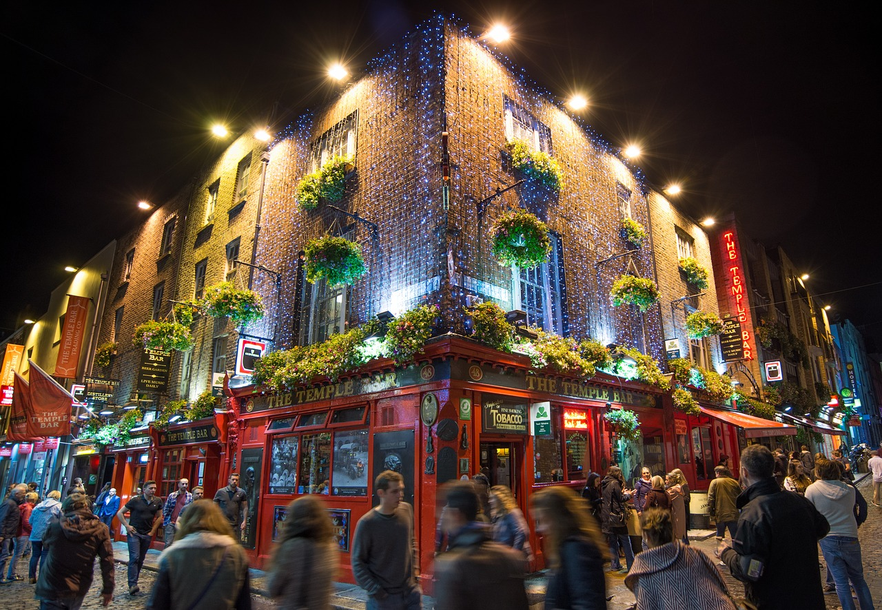 Night-life - Ireland