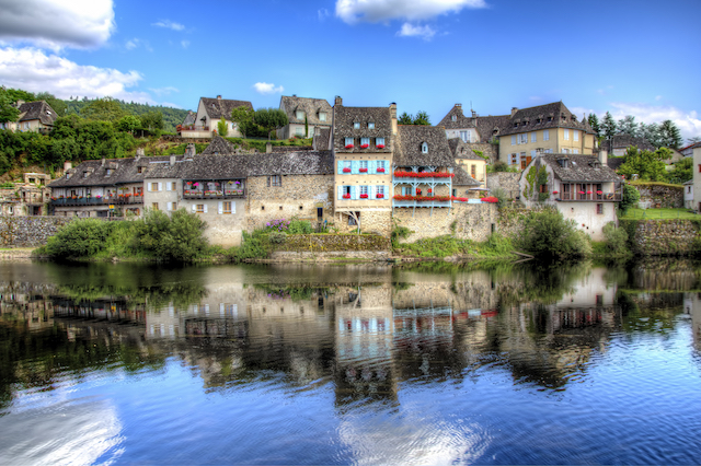 Road trip in Tullle, France