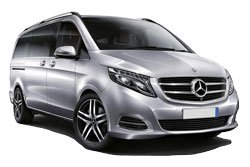 Van Car Hire with Auto Europe