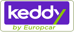 Keddy Car Hire at Paris Gare Saint-Lazare Train Station
