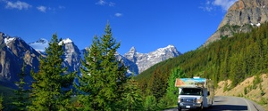 Win a free America the Beautiful pass by booking an Auto Europe motorhome