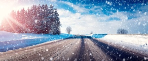 This is what you need to drive a car hire during winter